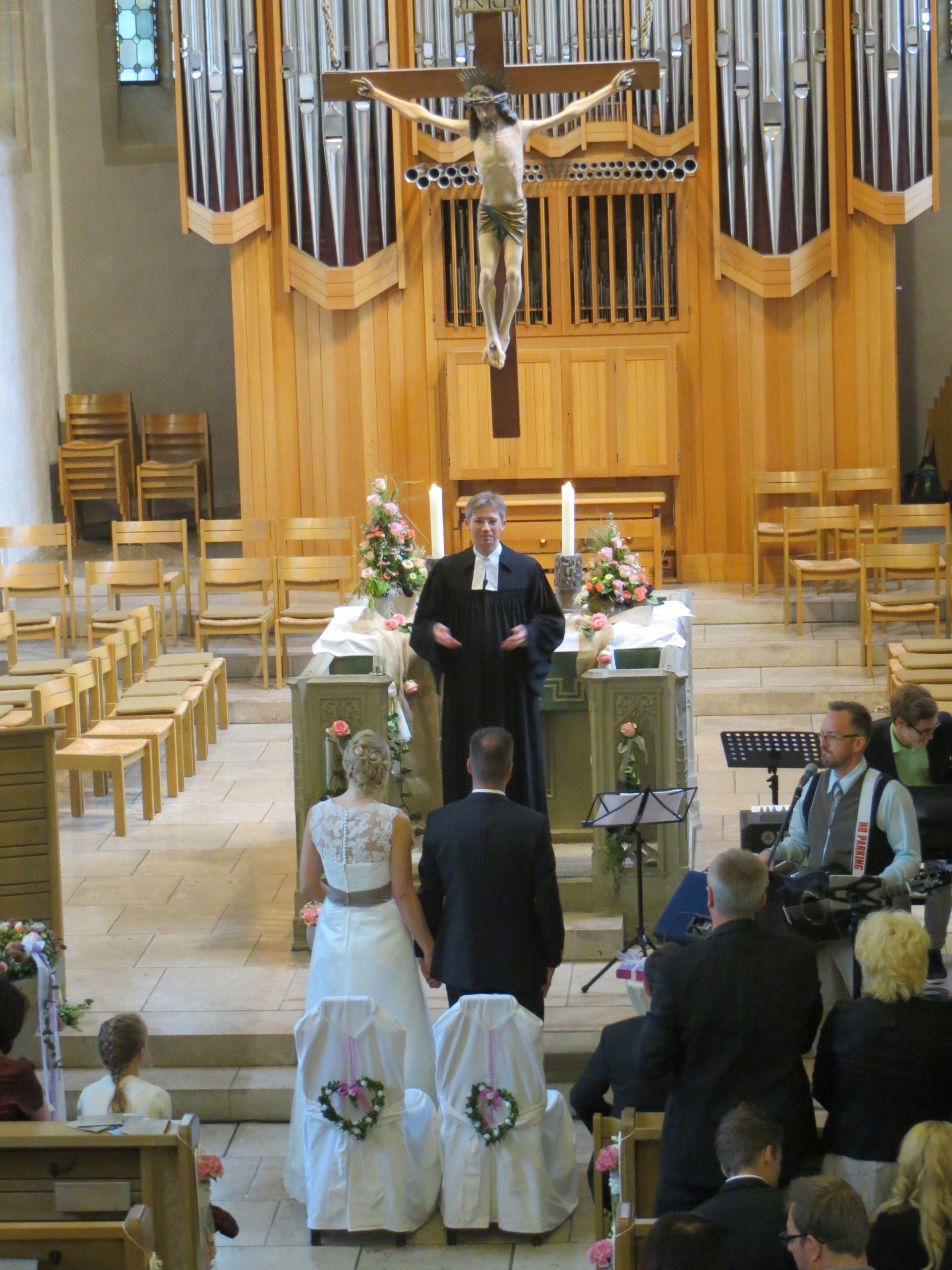 Ablauf Trauung Kirche